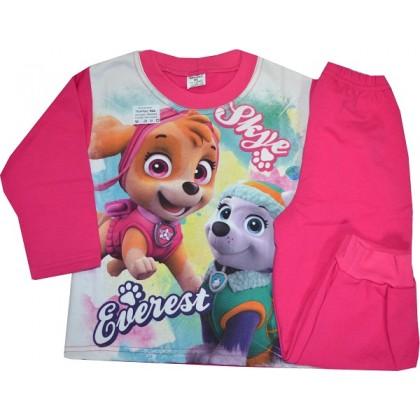 Ватирана детска пижама ПЕС ПАТРУЛ 98-116 ръст.