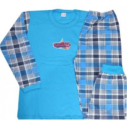 Ватирана детска пижама  11 години.