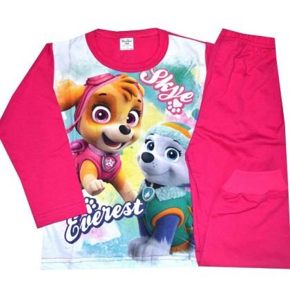 Детска пижама ММ 98-116 ръст КОД 13.