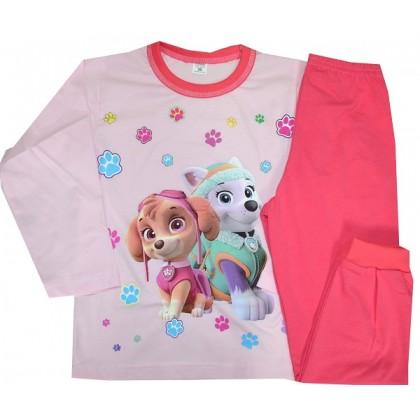 Детска пижама КУЧЕТА 3-8 години.