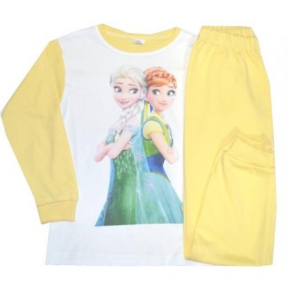 Памучна детска пижама АЕ 3-4 години.