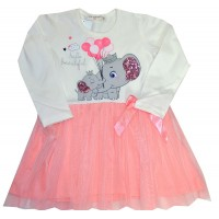 Детска рокля СЛОНЧЕ 92-116 ръст.
