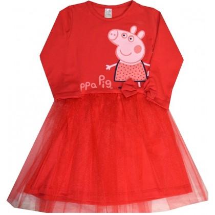 Детска рокля ПЕПА ПИГС 92-116 ръст.