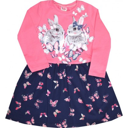 Детска рокля АНИТА 4-11 години.