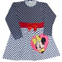 Детска рокля МИНИ МАУС 3-5 години.