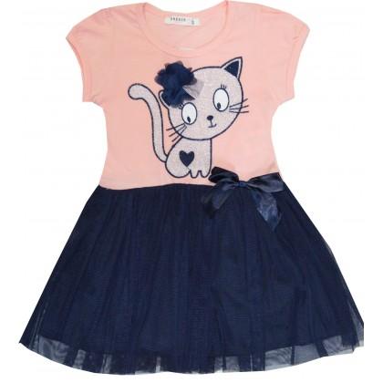 Детска рокля BREEZE КОТЕ 98-128 ръст.