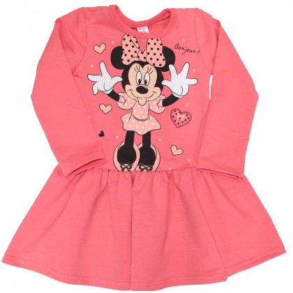 Детска рокля ММ 104-116 ръст.