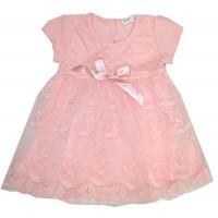 Детска рокля BREZZE ДАНТЕЛА 86-110 ръст.