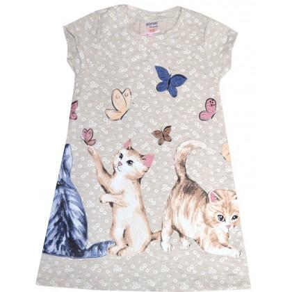 Детска рокля КОТЕТА 2-6 години.