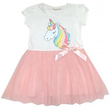Детска рокля ПОНИ 98-128 ръст BREEZE.