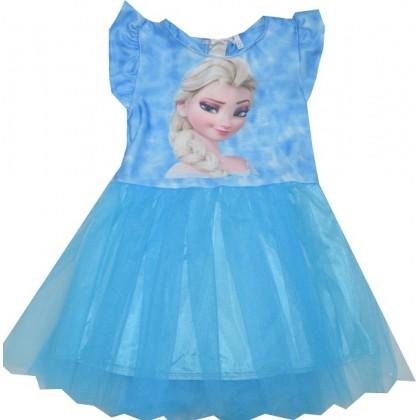 Детска рокля АЕ 3-8 години.