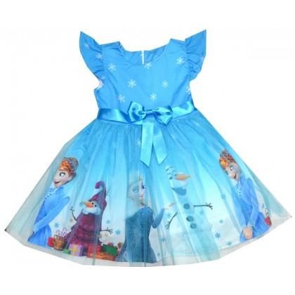 Детска рокля АЕ 3-6 години.