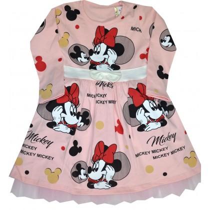 Детска рокля 98-128 ръст СЕВТЕКС.