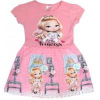 Детска рокля МОМИЧЕ 68-92 ръст.