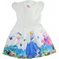 Детска рокля ПРИНЦЕСА 122 ръст.
