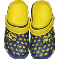 Детски крокс 24-29 номер в жълто.