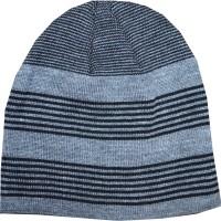 Детска шапка РАЕ 4-6 години в сиво.