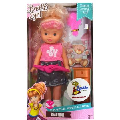 Кукла АСЯ с аксесоари.