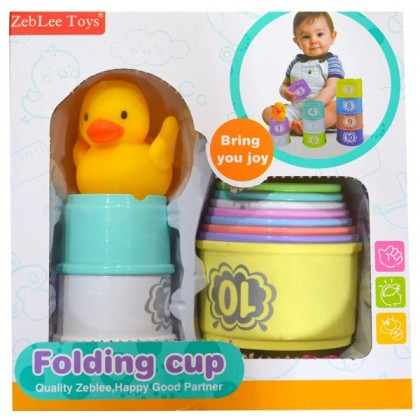Бебешка играчка  КУЛА ЗА ПОДРЕЖДАНЕ С ПАТЕ.