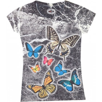 Юношеска блуза ПЕПЕРУДИ 12-16 години.