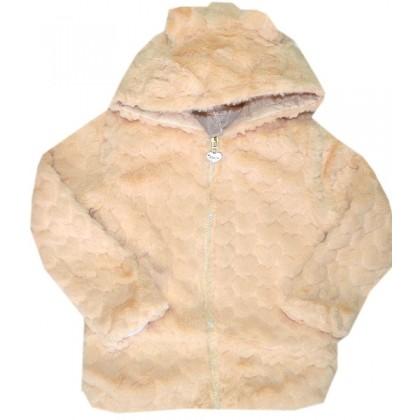 Детско палто БЕЖОВО 3-6 години.