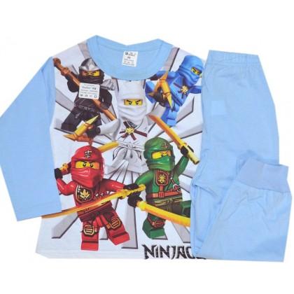 Детска пижама НИНДЖАГО 98-116 ръст.