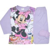 Детска пижама *МИНИ МАУС* 98-116 ръст в лилаво.