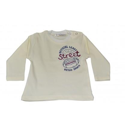 Бебешка блузка от 62-86 ръст.