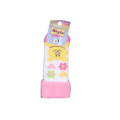 Бебешки чорапки МЕЧЕ от 0-12 месеца.