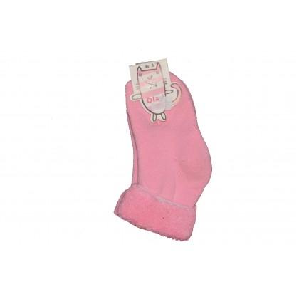 Бебешки чорапки МИНИ от 0-12 месеца.