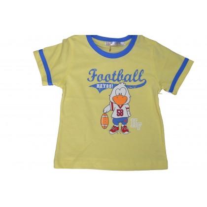 ДЕТСКА БЛУЗА *FOTBALL* 74-80 РЪСТ.
